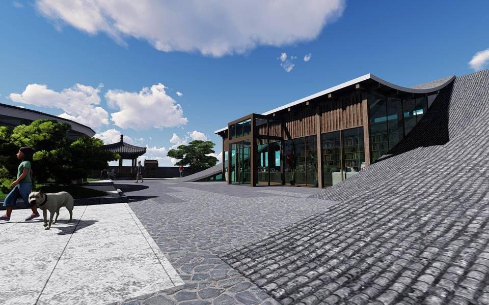 开封双龙巷24号院空间设计-朱尹昊