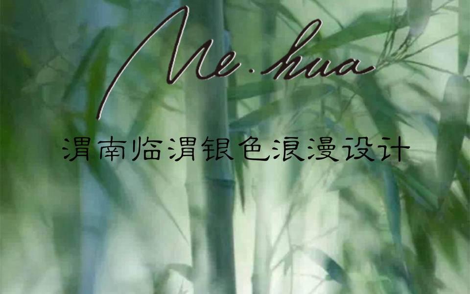 渭南临渭银色浪漫设计赛道二——Me.hua品牌